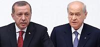 Erdoğan'dan Bahçeli'ye çok sert cevap