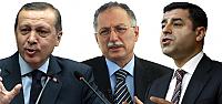 Erdoğan'ın masasındaki en son anket