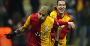 Galatasaray: 1 - Kayserispor: 0