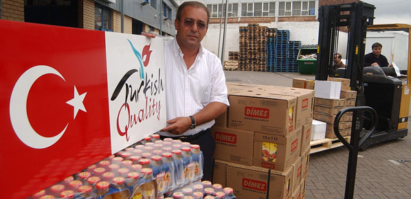 Türk ürünlerinde rekor artış