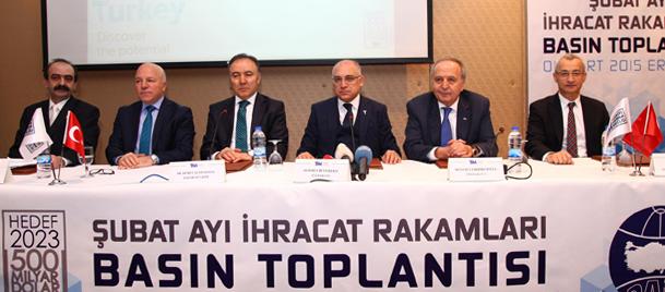 Türkiye'nin ihracatı şubatta yüzde 13...
