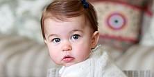 Prenses Charlotte birinci yaşını kutluyor