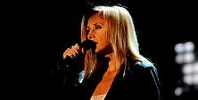 Lara Fabian Çeşme'de Konser Verdi
