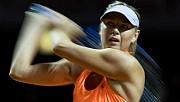Sharapova'nın dönüşü muhteşem oldu!