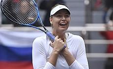 Sharapova Yolun Sonuna Yaklaştı