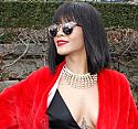 Rihanna'nın makyaj masrafı çılgınlığı