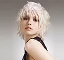 Kadınlarda ak saç modası
