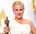 Oscar kazanan Arquette: Sahura da kalktım oruç da tuttum