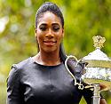 Avustralya'da zaferin adı Serena Williams