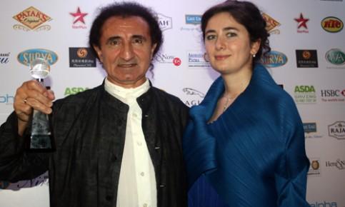Yemek ödüllerini Türk işadamları topladı