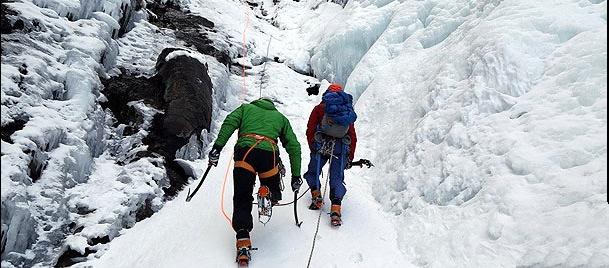 Yunanistanda dağcıları arama skandalı!