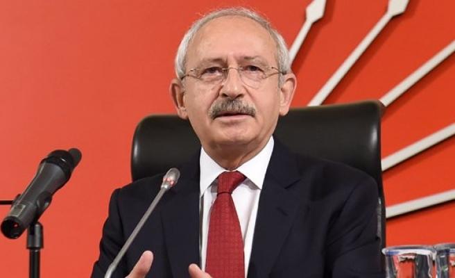 Kılıçdaroğlu'dan, bayrak açanlara net tavır!