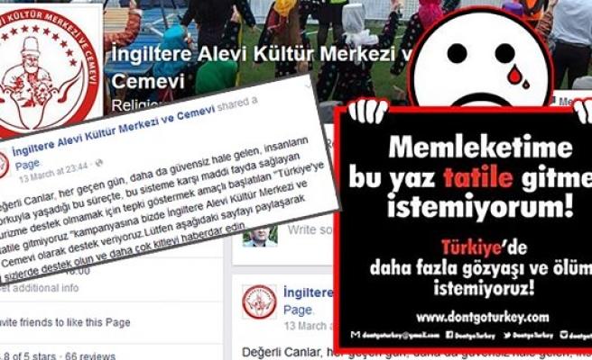 Alevi toplumu PKK yandaşı yapanlara tepki!