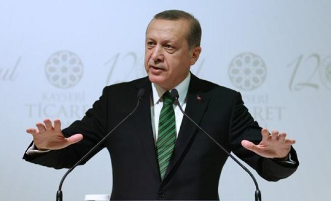 Erdoğan'dan dokunulmazlıklar için flaş sözler