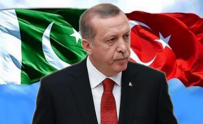 Erdoğan'dan Pakistan'a taziye Dünyaya mesaj
