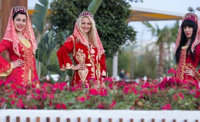 En güzel bahçeler EXPO 2016 Antalya'da