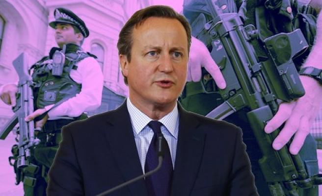 İngiltere, teröre karşı 500 silahlı polis alacak