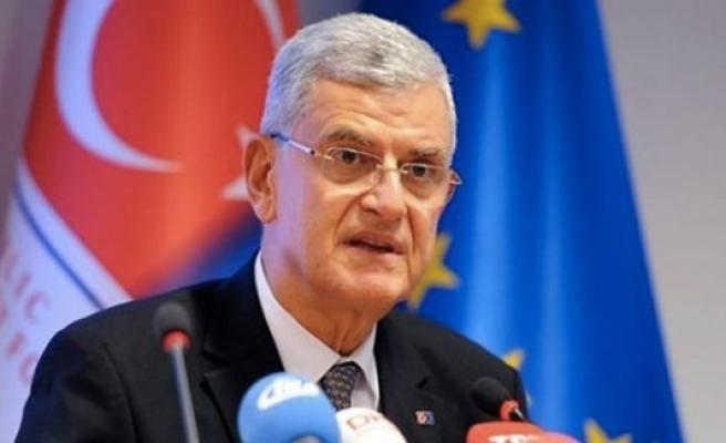 Bakan Bozkır'dan flaş 'vize' açıklaması