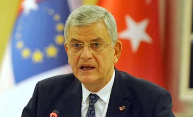 Volkan Bozkır'dan 'Vize Muafiyeti' açıklaması