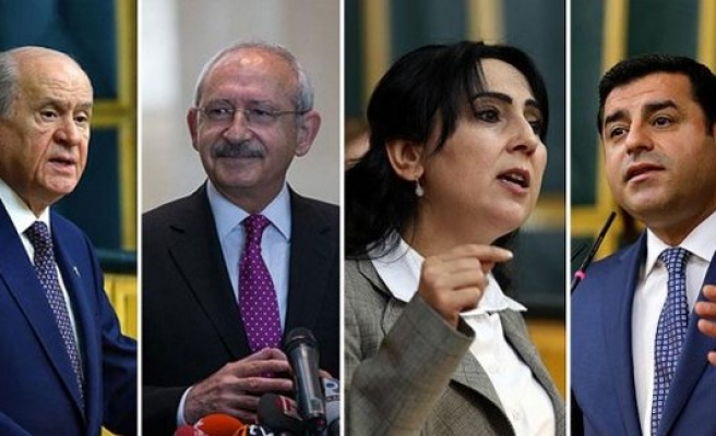 57 milletvekili hakkında yargı süreci başladı