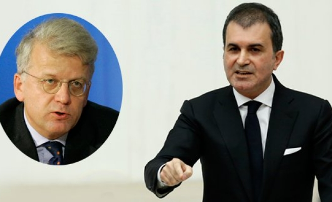Çelik'ten flaş AB Büyükelçisi açıklaması