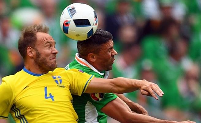 Euro 2016: İrlanda Cumhuriyeti - İsveç: 1-1