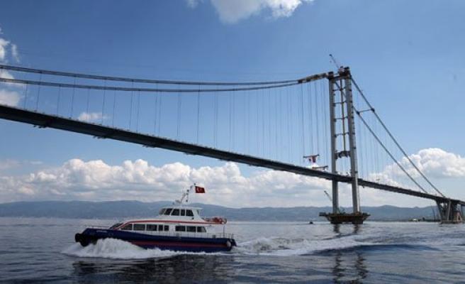 Osmangazi Köprüsü Açılış Töreni