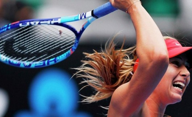 Maria Sharapova'ya Nike ve HEAD'den destek