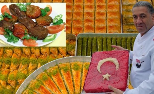 Türk mutfağı 'Taste of London'da