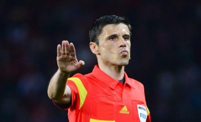 Türkiye-İspanya maçına Sırp hakem