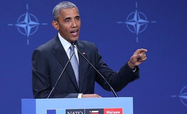 Obama'dan Müslümanlar için sıcak mesaj