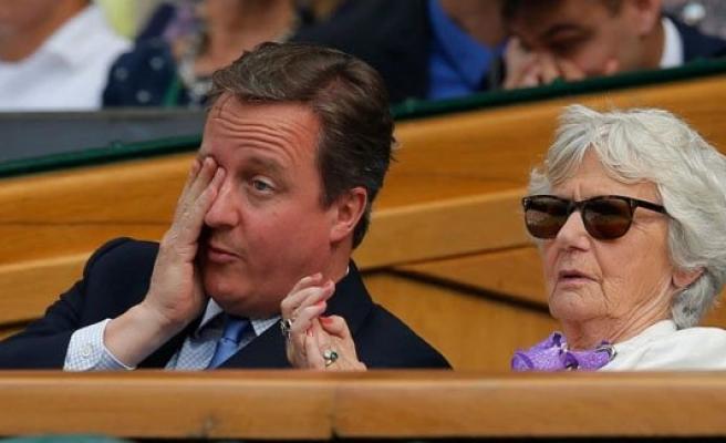 Başbakan Cameron Wimbledon'da yuhalandı