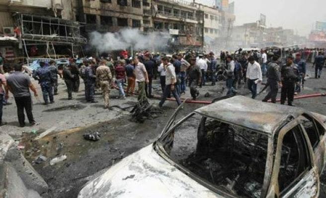 IŞİD'in Bağdat saldırısında 'ölü sayısı 200'ü aştı'