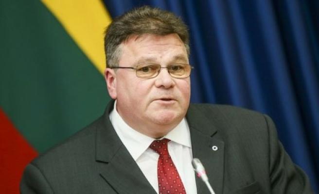 Litvanya'dan İngiltere'ye mektup