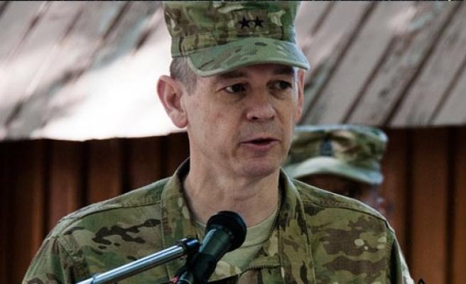 ABD'li komutandan flaş IŞİD açıklaması