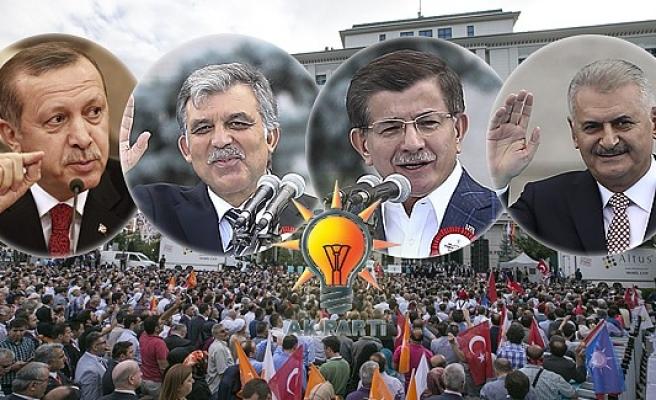 AK Parti Kuruluşunun 15. Yılını Kutluyor