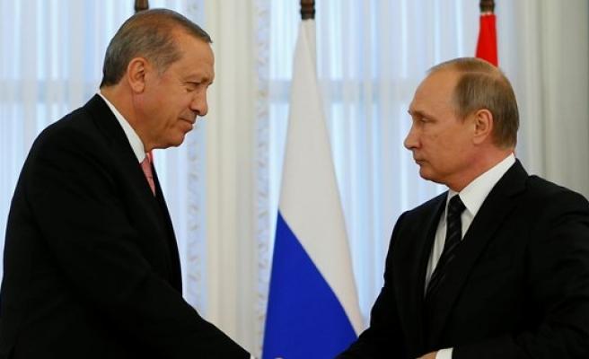 Putin: Somut ve yapıcı bir görüşme yaptık