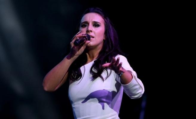 Tatar sanatçı Jamala İstanbul'da konser verdi