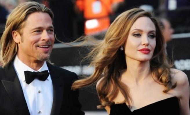 Angelina Jolie-Brad Pitt çifti boşanıyor