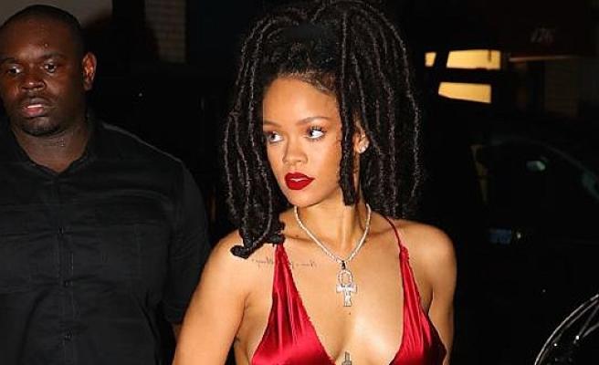 İşte Rihanna'nın yeni tarzı
