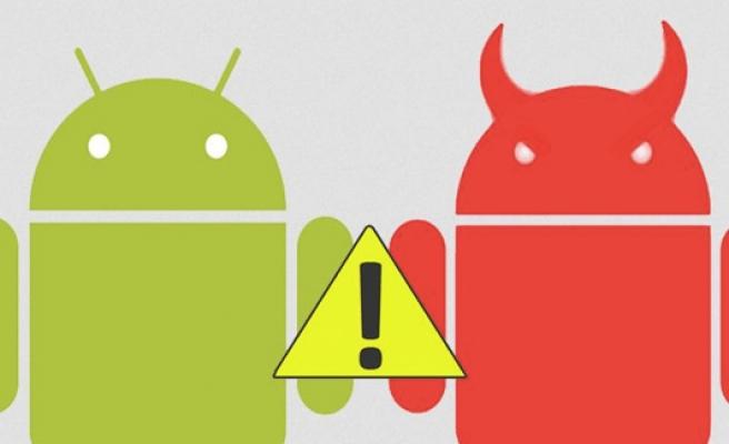 Mobil uygulamalar için güvenlik uyarısı