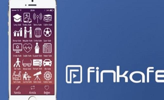 Yerli twitter 'Finkafe' faaliyete başladı