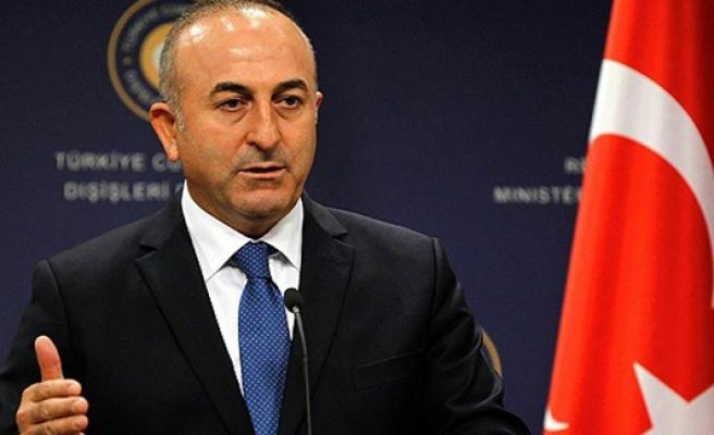 Çavuşoğlu, AB'ye anlaşma şartlarını hatırlattı