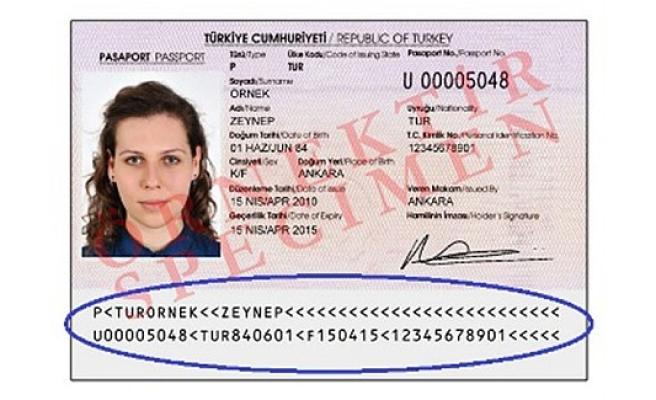 Çipli Pasaportlar çıktı! Peki Çipli Pasaport alınır?