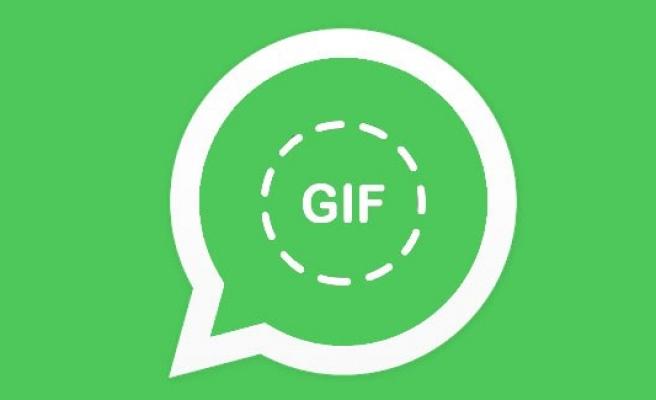 WhatsApp'a GIF desteği
