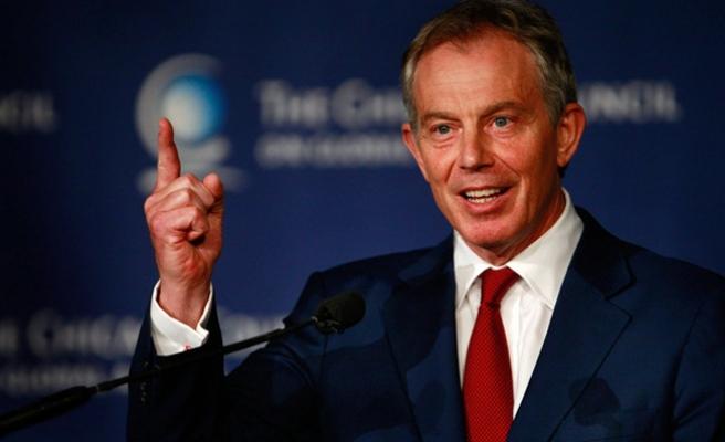 Blair'den 'Brexit'e karşı ayağa kalk' çağrısı