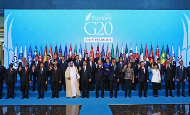 G20 ülkelerinin dışişleri bakanları Almanya'da buluşuyor