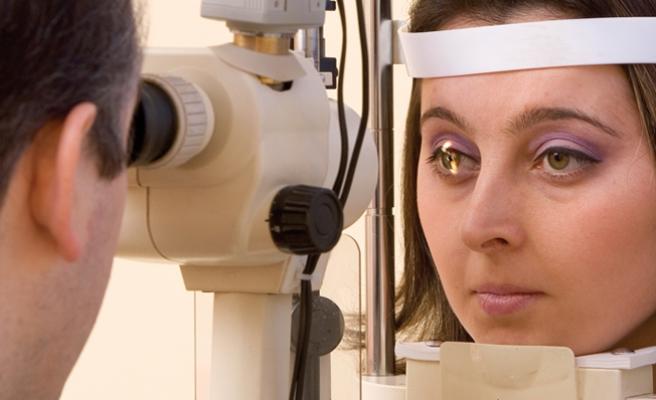 Gözde flaş etkisi kanser habercisi