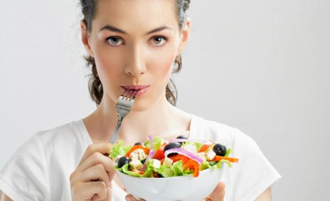 Zayıflamak için yemek yiyin