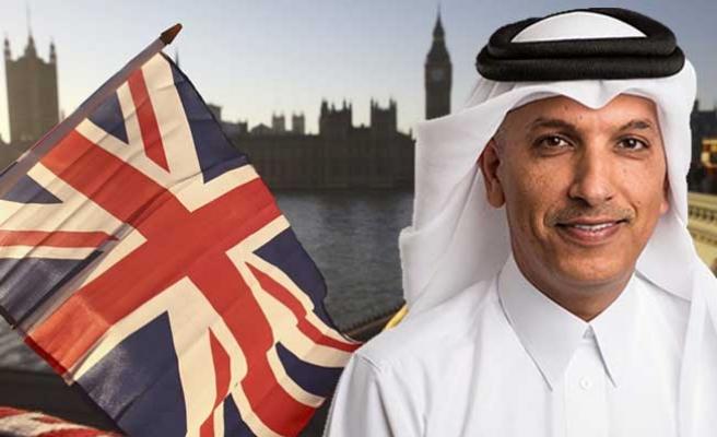 Brexit'e aldırmayan Katar, İngiltere'yi ihya edecek